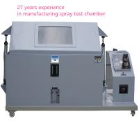 Quality Bench Top Intelligent Auto Corrosion / Salt Spray Test Chamber Can Monitor  KM-F-60C for sale