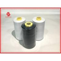 Quality Bright 100% Polyester Staple Fiber Material Polyester Sewing Thread For Knitting for sale