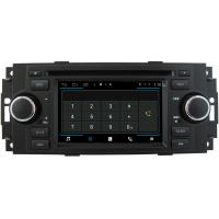 Quality 16GB Hard Disk Miracast & Airplay Jeep DVD Player , 2007 Jeep Patriot Navigation System for sale