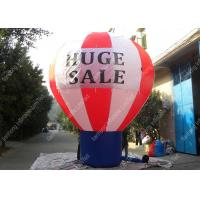 Quality Commercial Inflatable Advertising Balloons , Large Helium Balloons For Advertising for sale