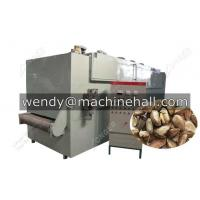 China Commercial Brazil Nut Roasting Machine|almond roasting machine on sale