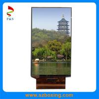 Quality 4 Inch IPS LCD Screen TFT Module 360x600 Pixels Circle RGB Interface For Internet Control for sale