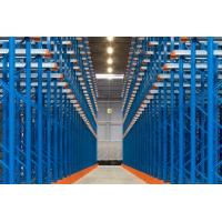 China Heavy Duty Selective Pallet Racking System , Warehouse Pallet Storage Rack Shelving on sale