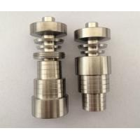 Quality 6 in 1 Universal Titanium Domeless Nail Grade 2 10/14/18mm/M/F for sale