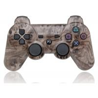 Quality Brown Wood Grain SNES Wireless Controller, SNES Bluetooth Game Controller For PS3 for sale