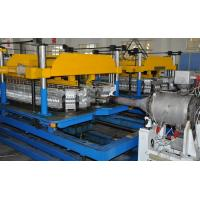Quality High Efficiency Plastic Pipe Extrusion Line / Howlowness Spiral Pipe Machine for sale