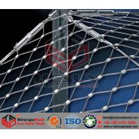Quality China Stainless Steel Wire Rope Mesh (manufacturer & exporter) for sale