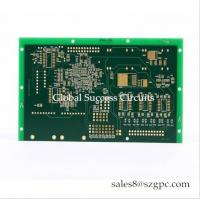China top supplier 1oz HASL 4 layer PCB printed circuit Board Layer Squre Board For Temperature Controller with three factory on sale