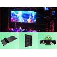 Best 360 degrees bendable 6mm and 12mm LED display for events, similar to Barco wholesale