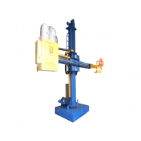 Quality 300kg Pinch Type Pipe Flange Automatic Sub Arc Welding Manipulator for sale