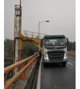 Buy cheap 22 M Under Bridge Platform , Under Bridge Access Platforms Good Perfermance from wholesalers