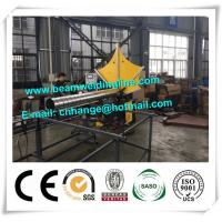 Quality HVAC Spiral Duct Forming Machine , Wind Tower Production Equipment For HVAC PIpe Make for sale