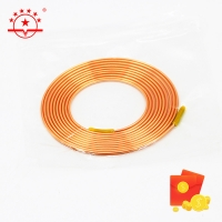 Quality 35m Refrigeration Heat Exchanger 4mm Copper Capillary Tube for sale