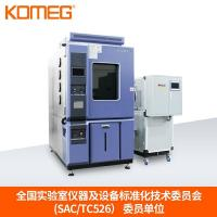 Quality 408L temperature humidity testing chamber with cable port  and observation window for sale