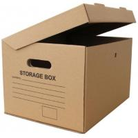 Quality Thick Storage Boxes Cardboard For Custom Cardboard Shipping Boxes for sale