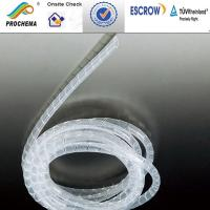 Quality PFA winding pipe, PFA Wrapped pipe ,PFA rotary cutting tube for sale