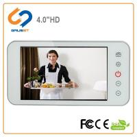 Quality Home Wide Angle Smart Digital Door Viewer 160 Degree 4.0 Inch LCD Screen Size for sale