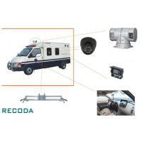 "Best 1/3"" Sony CCD 360 Degree Rotation Armed Escort Vehicle Security Camera System wholesale"