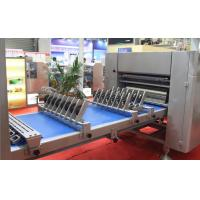 Quality 304 Stainless Steel Bread Production Line Durable / Reliable With Make Up Accessories for sale