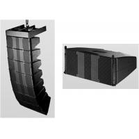 Quality 105 Degrees Passive Concert Sound System Low Distortion Mini Line Array 200W 132 DB for sale