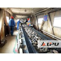 Quality Fixed / Mobile Coal Mine Conveyor Belt Systems With Capacity 200-320t/H , CE ISO Listed for sale