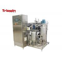 Quality Lab Scale Fruit Processing Plant  , 380V Fruit Vegetable Processing Equipment for sale