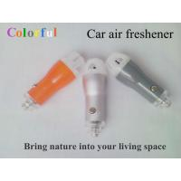 China 110V 240V / ACMini Innovative Colorful Auto Custom Car Air Fresheners Use for Car , Office on sale