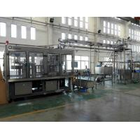 Quality Monoblock 5 L Automatic Liquid Filling Machine With Belt Lubrication Function for sale