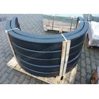 China HDPE Sliding Boat Dock Fenders And Bumpers , Plastic Dock Bumpers Low Friction on sale