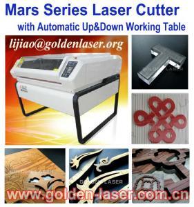 China Small Laser Cutting Wood Craft Machinery on sale