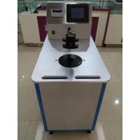 Quality Apparel Air Permeability Testing Instrument  With DIN 53887 Standard For Textile Testing for sale