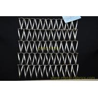 Best Sprial Wire mesh ,Flat architectural mesh, architectural decorative mesh,unitquite shape with bright surface! wholesale