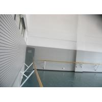 Buy cheap Melamine Wooden Grooved Acoustic Panel , Wall Grooved MDF Panels from wholesalers