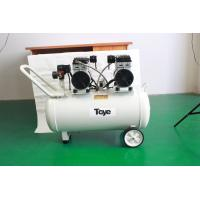 Quality 3 Dental Chair Silent Oilless Air Compressor Avoaid Cross-infection Longest Life for sale