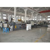 Quality Automated DWC Pipe Machine , High Speed DWC Pipe Extrusion Line for sale