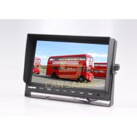 China HD 10.1 Inch School Bus Camera System With Sunshade Design Around on sale