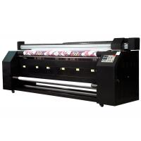 China 3.2m Subimation Digital Continuous Printing Machine Double Print Heads on sale