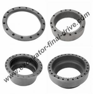 Quality Komatsu PC120-6 PC100-6 PC130-6 PC150-6 PC130-7 swing ring gear 203-26-61110 for sale