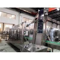 Quality 2000ml Automatic Pure Water Bottling Rinser Filler Capper for sale
