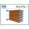 Flue Gas Economizer For CFB Coal Boiler , Heat Economizer In Boiler Anti Corrosion for sale