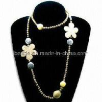 Quality Jewelry Charm Handmade Necklace with Simple Style for sale