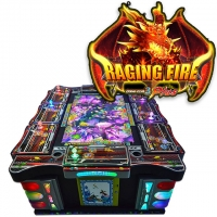 Quality Ocean King 3 Plus Raging Fire Fish Hunter Game Machine With 4 Players Cabinet for sale