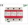 Buy cheap Three Phase / 3 Pole Surge Protection Device 385Vac 60kA - 120kA Class 1 from wholesalers