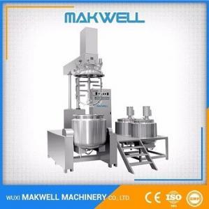China Vacuum Emulsifying Mixer on sale