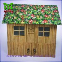 China Recyclable Corrugated Paper Cardboard Pet House / cardboard box toys on sale