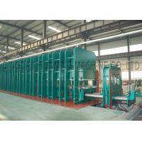 Quality Customized Voltage Conveyor Belt Vulcanizing Equipment / Rubber Vulcanizing Machine for sale