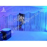 China Luxury Partition Wall Decorated Aluminum Large Wedding Marquee Tents 20x30M on sale