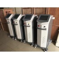 Quality 808/755/1064nm diode laser three wavelength permanent painless hair removal machine factory price for sale