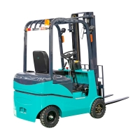 13km/H 5500lbs Hydraulic Electric Stacker Sit Down Forklift for sale