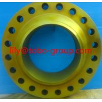 Quality ASTM A182 F55/S32760/S32750 flange for sale